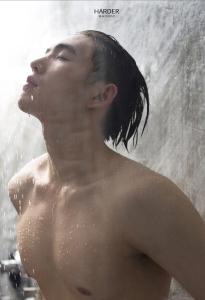 【写真】《harder》第5期 泰男写真
