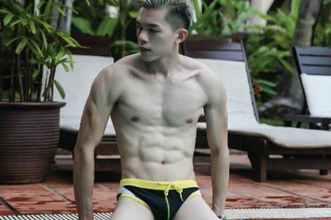 【写真】《质男帮》 创刊号吉隆坡 雪肌王子 孙杰