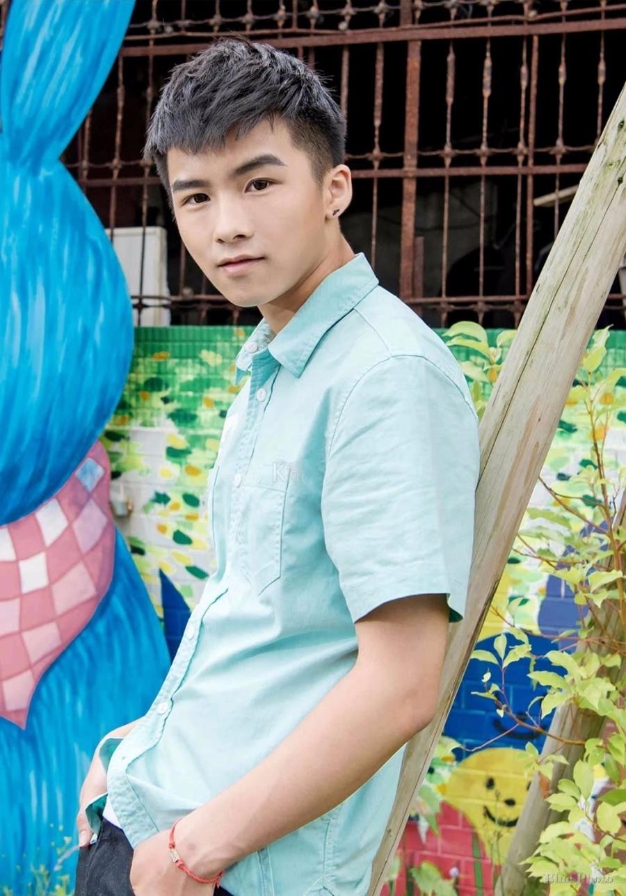 【写真】《蓝摄》 第21期杰德无害犬系男孩