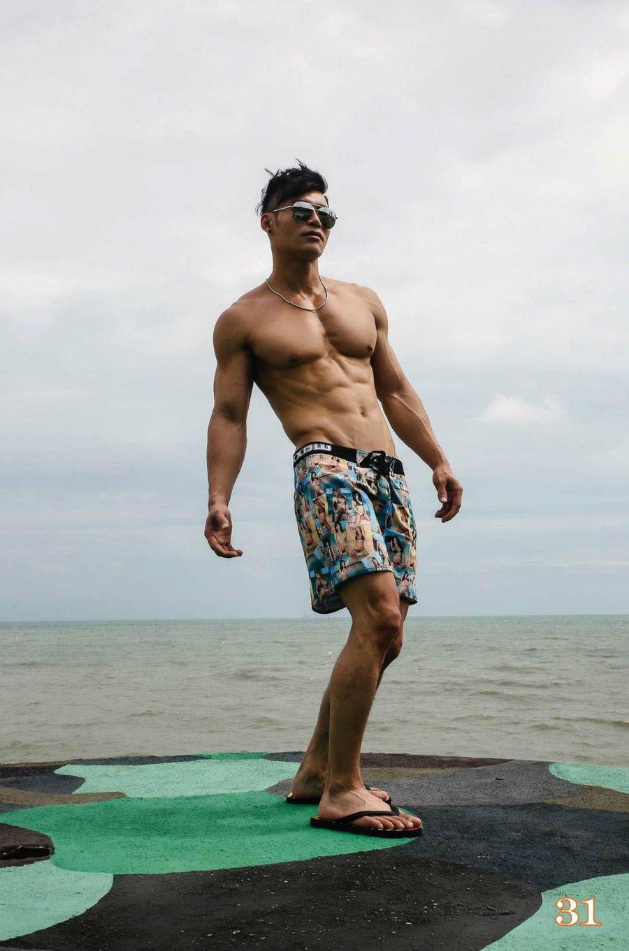 【写真】肌肉版皮卡丘