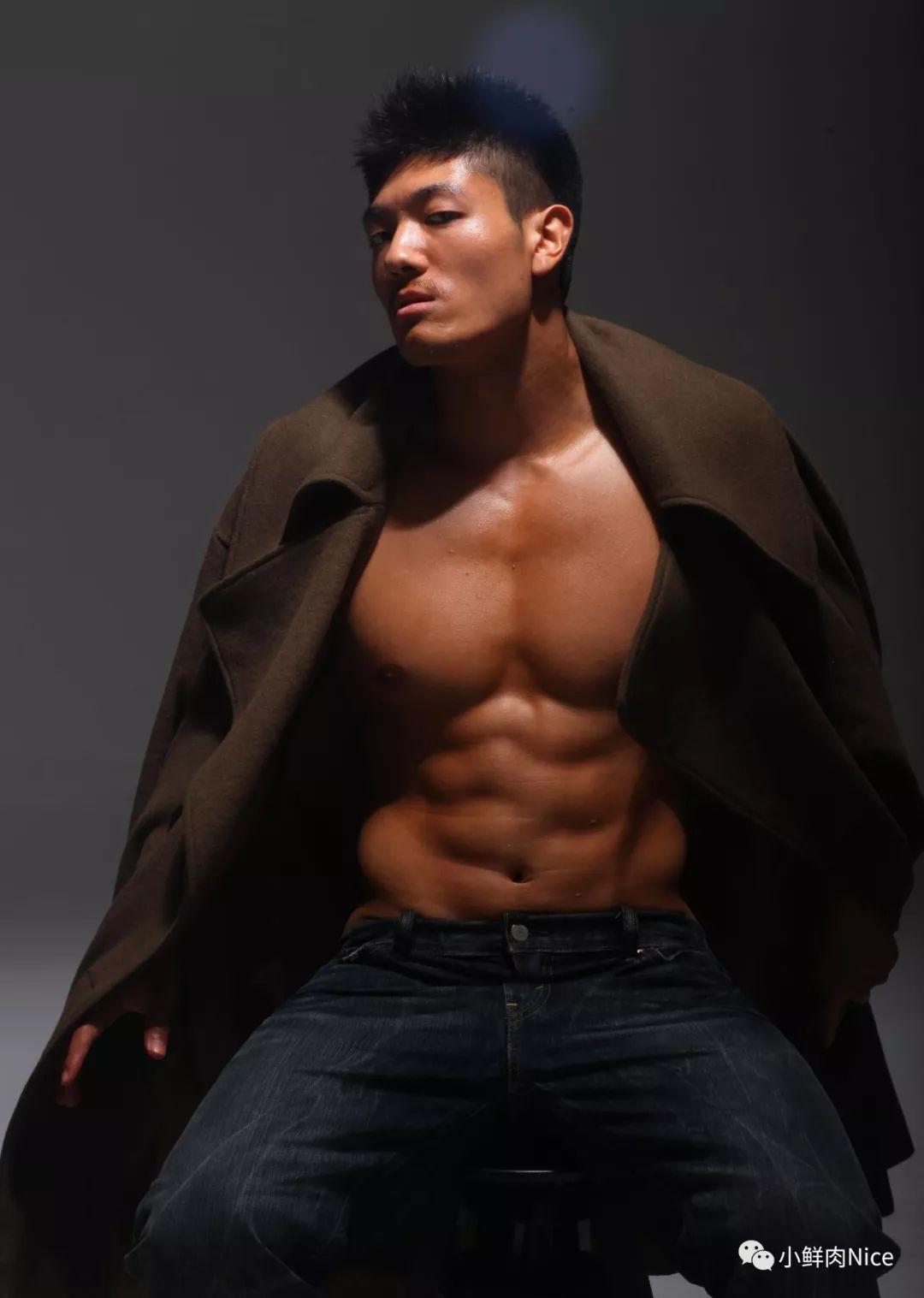 北京最性感的爷们!看看什么叫雄性味道