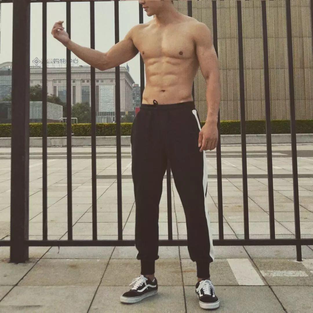 健身教练朱宦霖 Peter