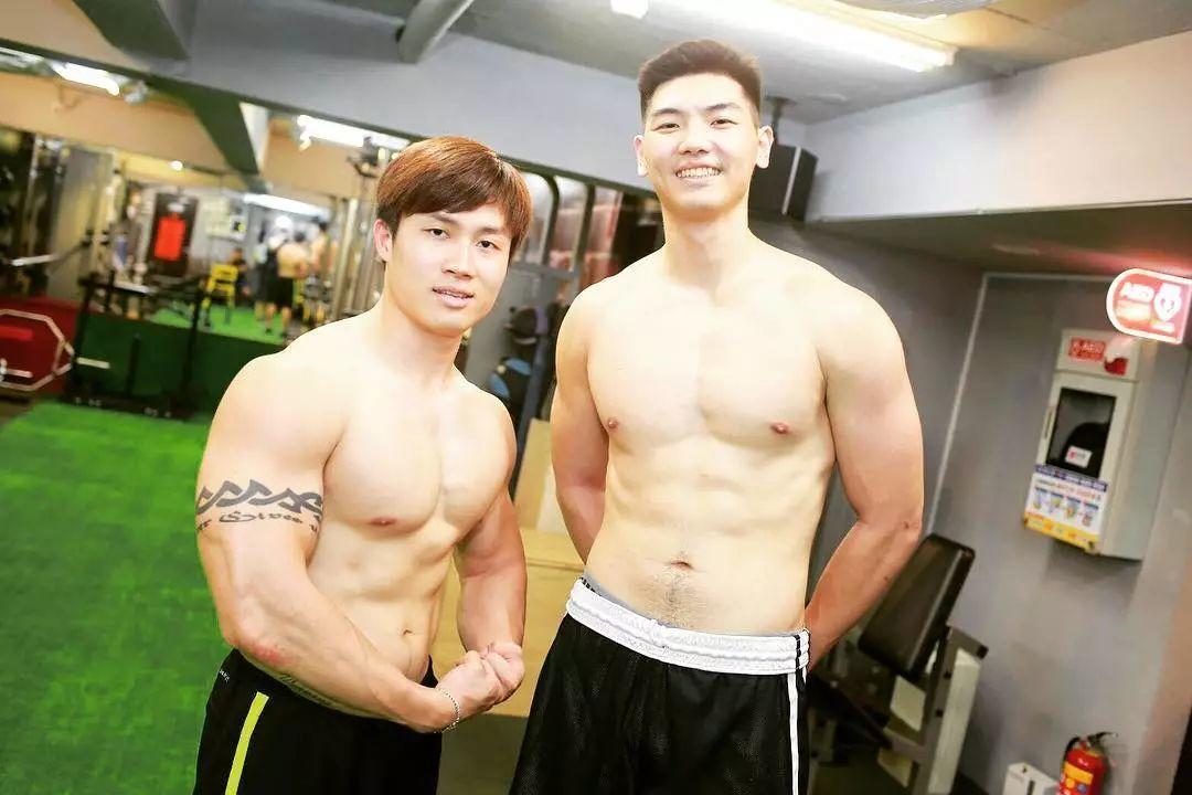 健身教练东方划手 吕维钧