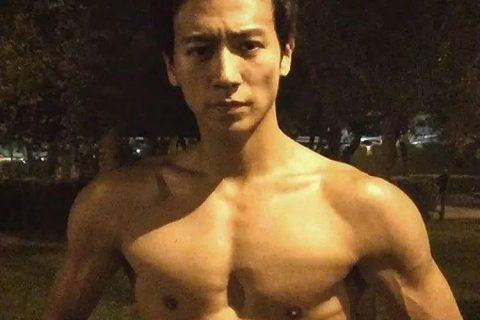 中日混血 广告男模白川祐平 Shirakawa Yuki