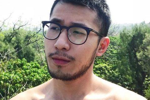 台湾素人王宇宸Beau的生活自拍