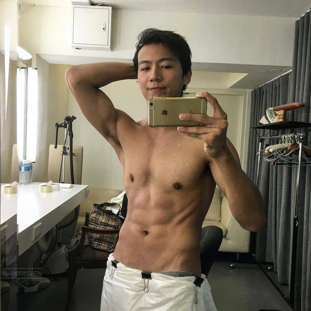 台湾型男白川祐平