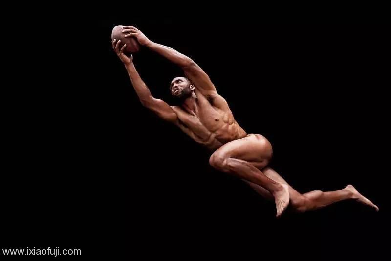 这些运动员的全果写真,才是力与美的完美诠释(霸气)