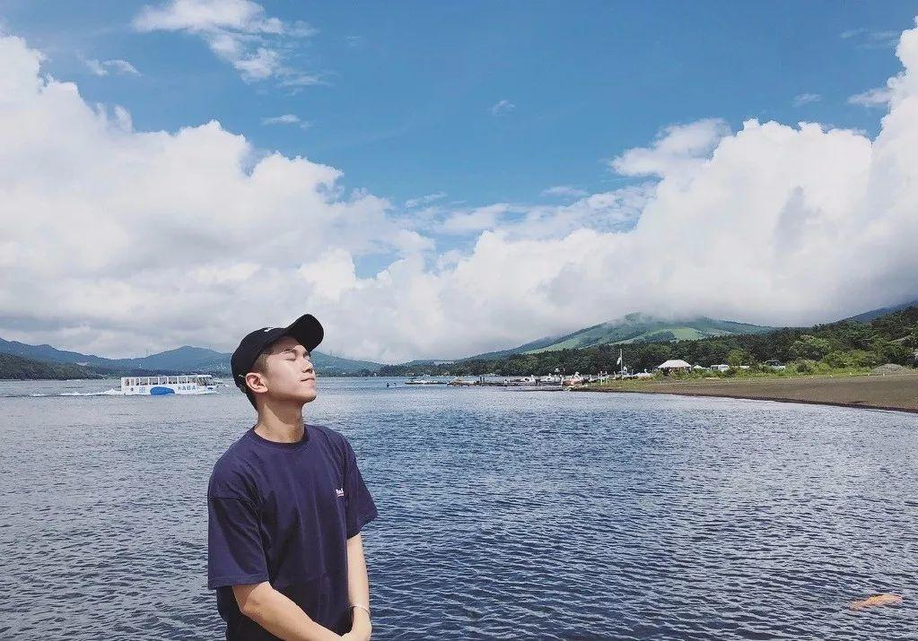 小清新编辑和正太少年的相遇~【微博:是杨坚强】