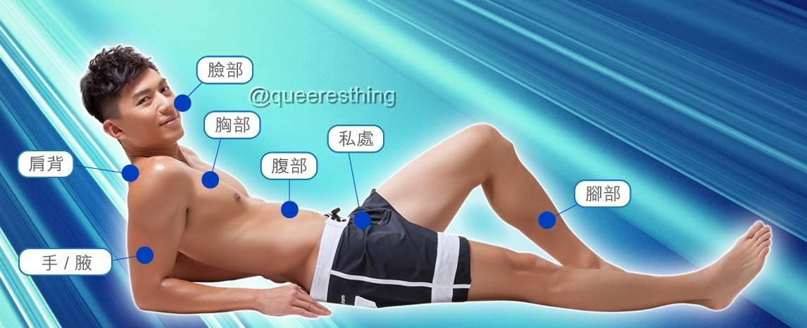 42寸胸肌+前泳队健将持身,又一卖肉TVB男星上线!