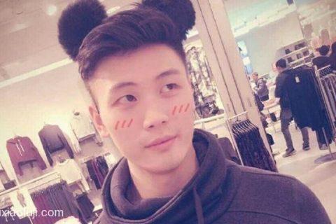 他是星健身的新晋小鲜肉,性感教练刘兆丰~