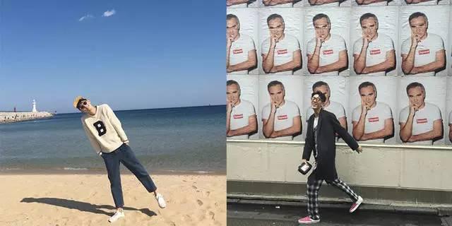 """亚洲时尚圈的5大潮男,原来他们才是""""淘宝风""""的原版。 健身穿搭 第26张"""