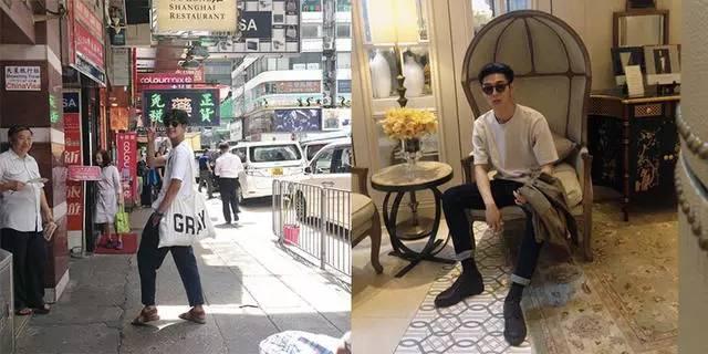 """亚洲时尚圈的5大潮男,原来他们才是""""淘宝风""""的原版。 健身穿搭 第8张"""