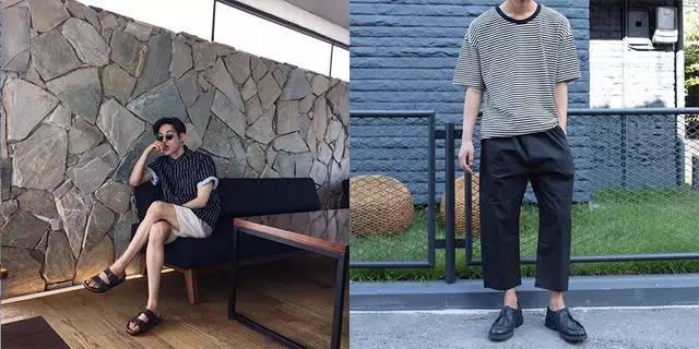 """亚洲时尚圈的5大潮男,原来他们才是""""淘宝风""""的原版。 健身穿搭 第6张"""