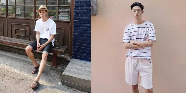 """亚洲时尚圈的5大潮男,原来他们才是""""淘宝风""""的原版。 健身穿搭 第2张"""