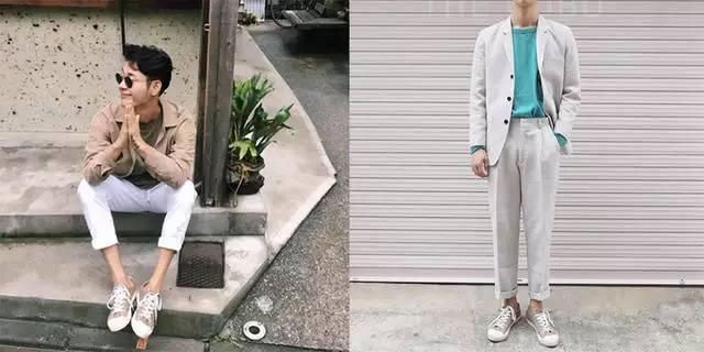"""亚洲时尚圈的5大潮男,原来他们才是""""淘宝风""""的原版。 健身穿搭 第3张"""