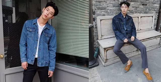 """亚洲时尚圈的5大潮男,原来他们才是""""淘宝风""""的原版。 健身穿搭 第5张"""