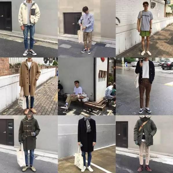 """亚洲时尚圈的5大潮男,原来他们才是""""淘宝风""""的原版。 健身穿搭 第10张"""