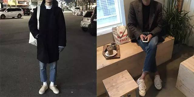 """亚洲时尚圈的5大潮男,原来他们才是""""淘宝风""""的原版。 健身穿搭 第12张"""
