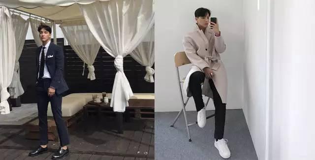 """亚洲时尚圈的5大潮男,原来他们才是""""淘宝风""""的原版。 健身穿搭 第30张"""